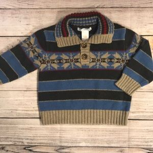 Janie and Jack Boys 12-18month Sweater